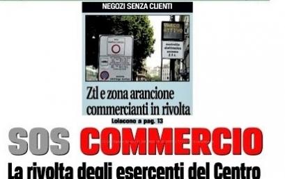 La rivolta degli esercenti del Centro «Ztl e zona arancione, così ci uccidono»   LEGGO ROMA