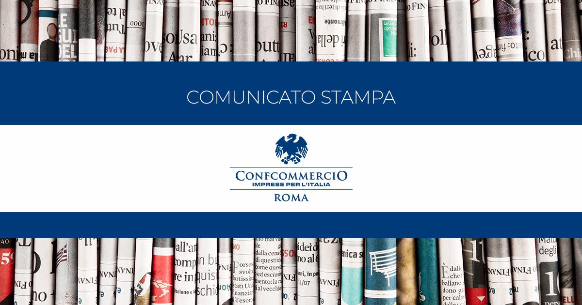 NEGOZI, LA CRISI NON È FINITA | Indagine Osservatorio Confcommercio Roma