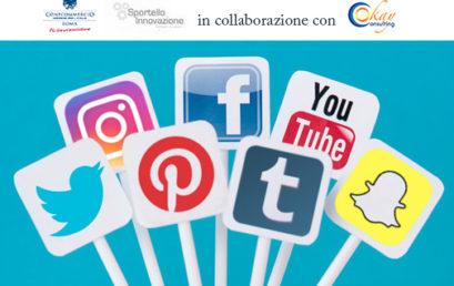 SOCIAL MEDIA: IL 21 GIUGNO UN CORSO GRATUITO PER SCOPRIRE TUTTI I SEGRETI DEL WEB WRITING