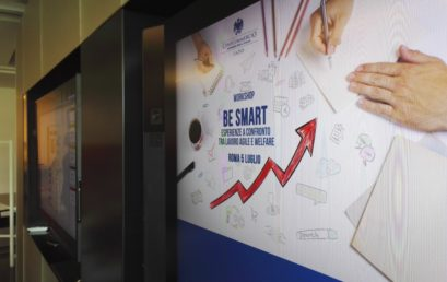 BE SMART! LAVORO AGILE E WELFARE, SUCCESSO DEL PRIMO APPUNTAMENTO