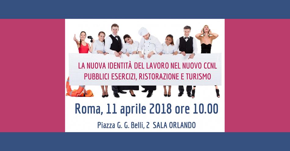 FIPE SPIEGA IL NUOVO CCNL PUBBLICI ESERCIZI. PARTECIPA AL CONVEGNO DELL'11 APRILE!