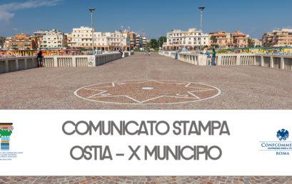CONFCOMMERCIO OSTIA: SOLIDARIETÀ AL GIORNALISTA RUFFO