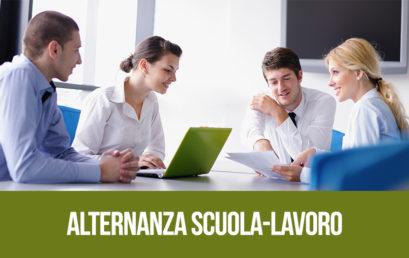 Iscriviti al Registro Nazionale per l'Alternanza Scuola-Lavoro per ospitare studenti nella tua azienda