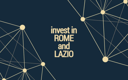 INVEST IN ROME AND LAZIO, PARTECIPA ENTRO IL 7 NOVEMBRE