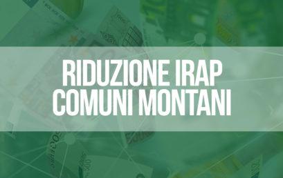 """RIDUZIONE IRAP COMUNI MONTANI. BORGHI: """"UN VOLANO PER RIANIMARE IL TESSUTO PRODUTTIVO DELLA PROVINCIA DI ROMA"""""""