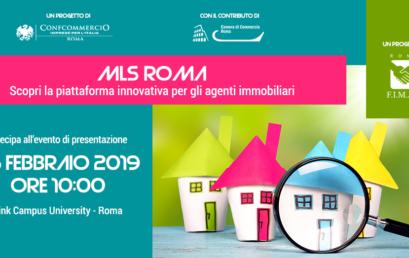 26 FEBBRAIO – Open Day | FIMAA Roma presenta la piattaforma MLS