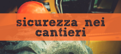 Banner sicurezza cantieri