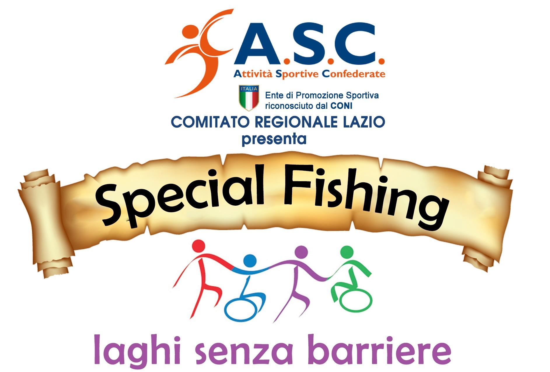 """VI Edizione della Manifestazione """"Special Fishing"""""""