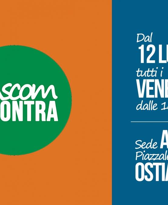 Dal 12 luglio, ogni venerdì, il Presidente Armando Vitali incontra le aziende associate Ascom Confcommercio Roma X Municipio e Litorale Romano