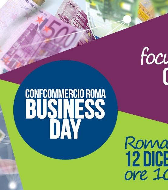 12 DICEMBRE | BUSINESS DAY CREDITO
