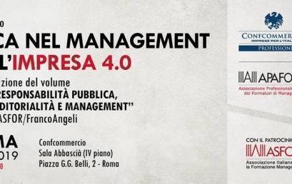 Convegno Etica del Management dell'Impresa 4.0