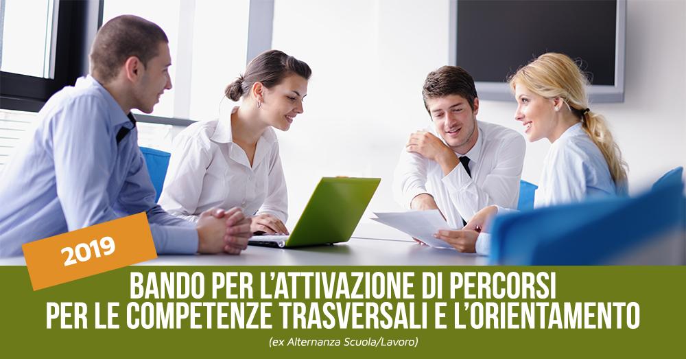 Fino a €10.000 di contributo per le imprese che ospitano percorsi per le competenze trasversali e l'orientamento (ex Alternanza Scuola-Lavoro)