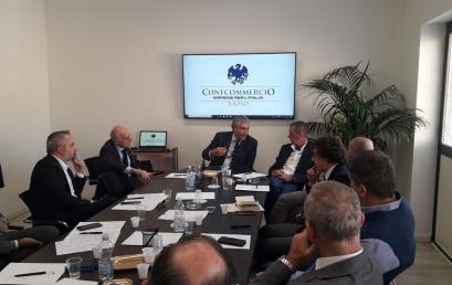 Confcommercio e Regione Lazio per uno sviluppo vicino alle esigenze delle imprese