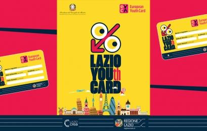 """ENTRA ANCHE TU NEL CIRCUITO """"LAZIO YOUth CARD"""""""