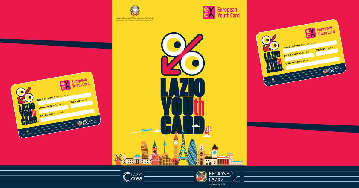 CON LAZIO YOUth CARD UN BUONO LIBRO DA 10 EURO
