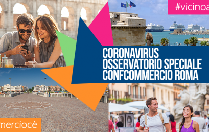Osservatorio Speciale Confcommercio Roma | I risultati del sondaggio su Fase 2 e ripartenza