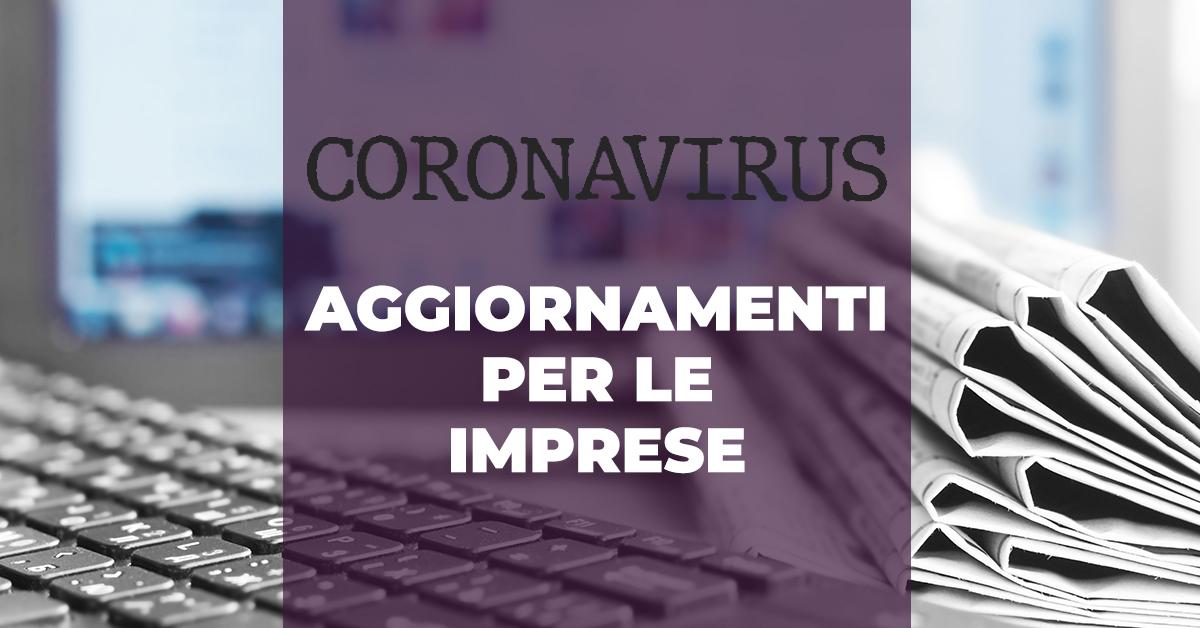 Coronavirus | DPCM 11 MARZO: esercizi commerciali, bar e ristoranti sospesi dal 12 al 25 marzo