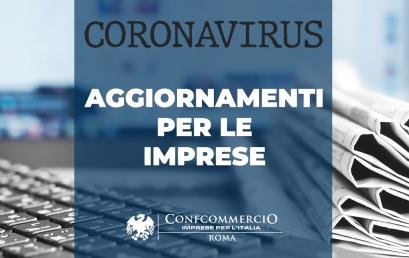 Covid19 | CIG in deroga: firmato l'accordo quadro per la Regione Lazio