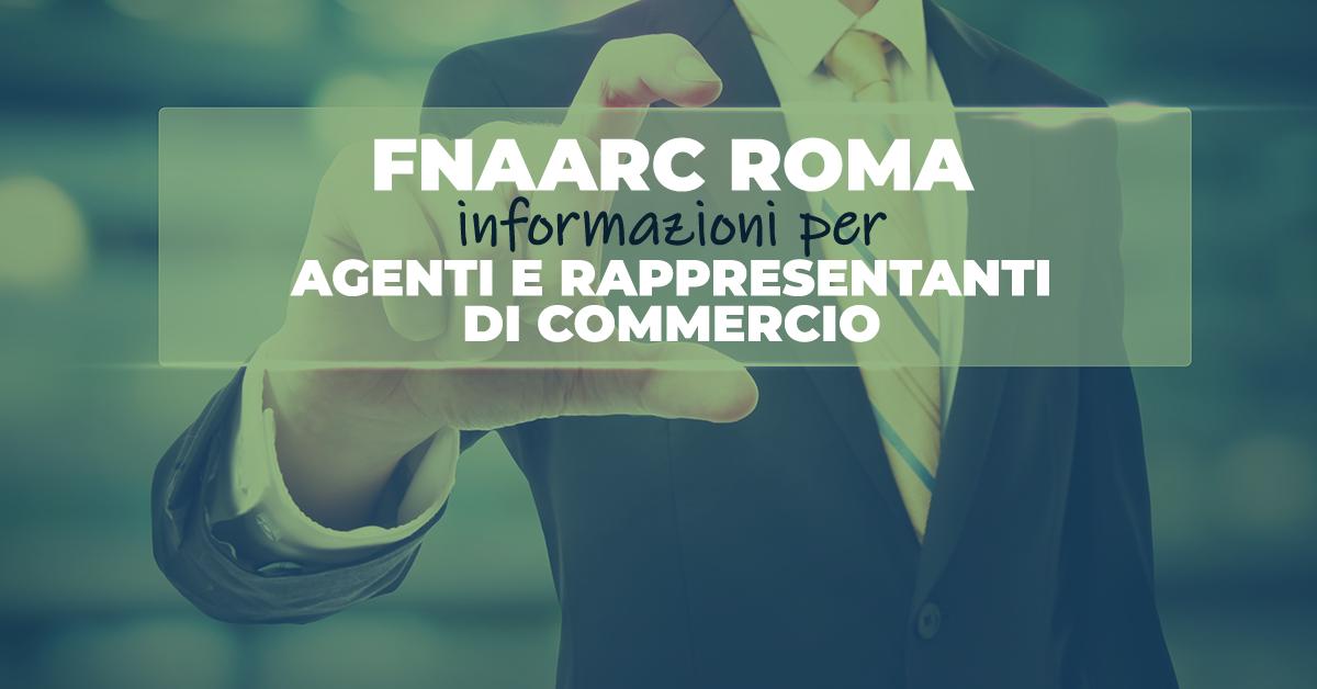 FNAARC ROMA | LA BUROCRAZIA BLOCCA L'ANTICIPO DEL FIRR AGLI AGENTI DI COMMERCIO