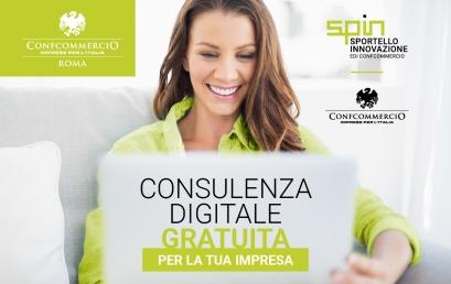 Consulenza digitale GRATUITA per la tua impresa? Richiedi il tuo appuntamento!