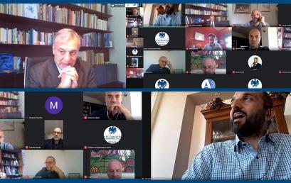25 maggio | Confcommercio Roma incontra l'Assessore Cafarotti