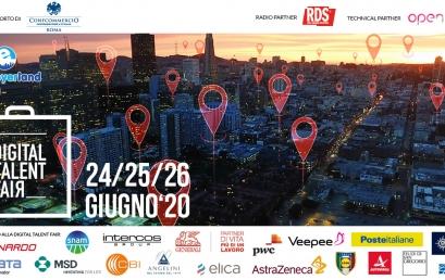 #DigitalTalentFair 24-25-26 giugno: PARTECIPA con la tua azienda!
