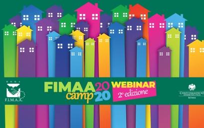 1°LUGLIO ! Webinar FIMAA Camp | PROCEDURE TELEMATICHE IN MATERIA URBANISTICA ED EDILIZIA – INTERVENTI NEL MERCATO IMMOBILIARE