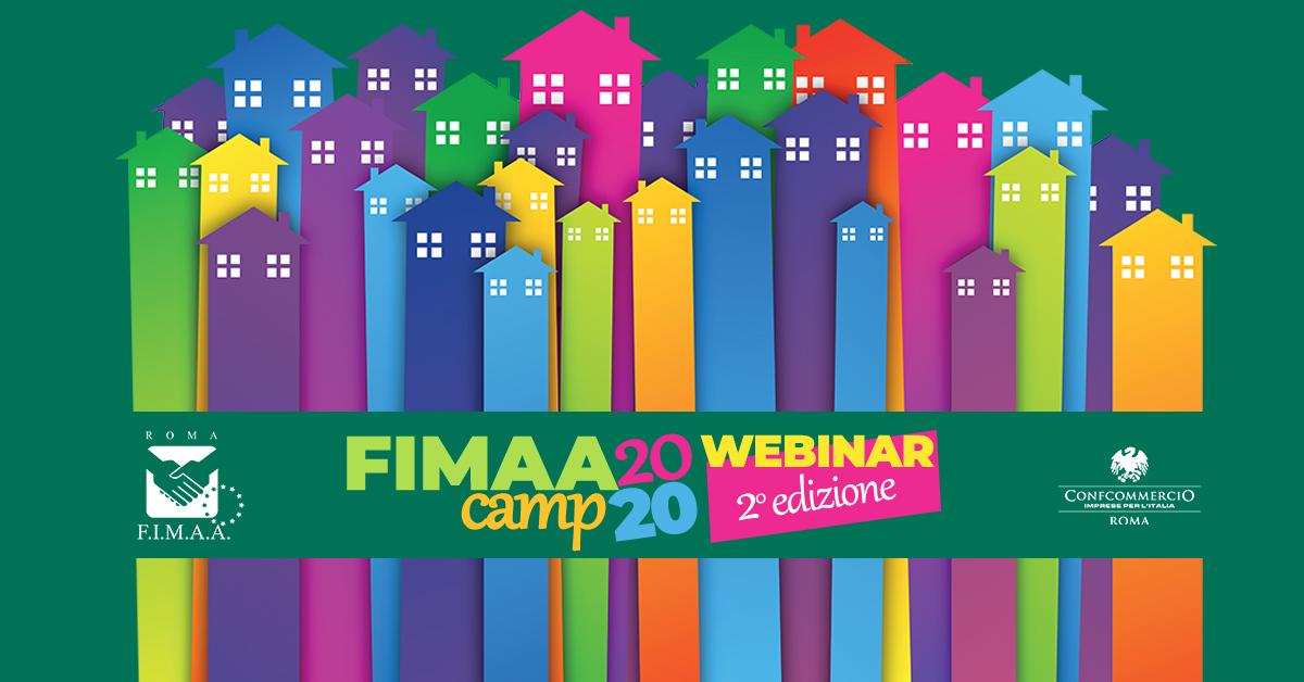 Webinar FIMAA Camp 2020 | 1°LUGLIO: PROCEDURE TELEMATICHE IN MATERIA URBANISTICA ED EDILIZIA – INTERVENTI NEL MERCATO IMMOBILIARE