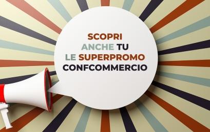 Scopri le SUPERPROMO dedicate ai Soci Confcommercio: SumUp | Unicredit | Beghelli