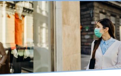 Il negozio nella fase 2: mascherine, guanti e sanificazione degli ambienti come garanzia di sicurezza per i clienti