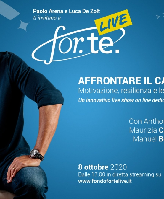 8 OTTOBRE | Fondo For.Te LIVE