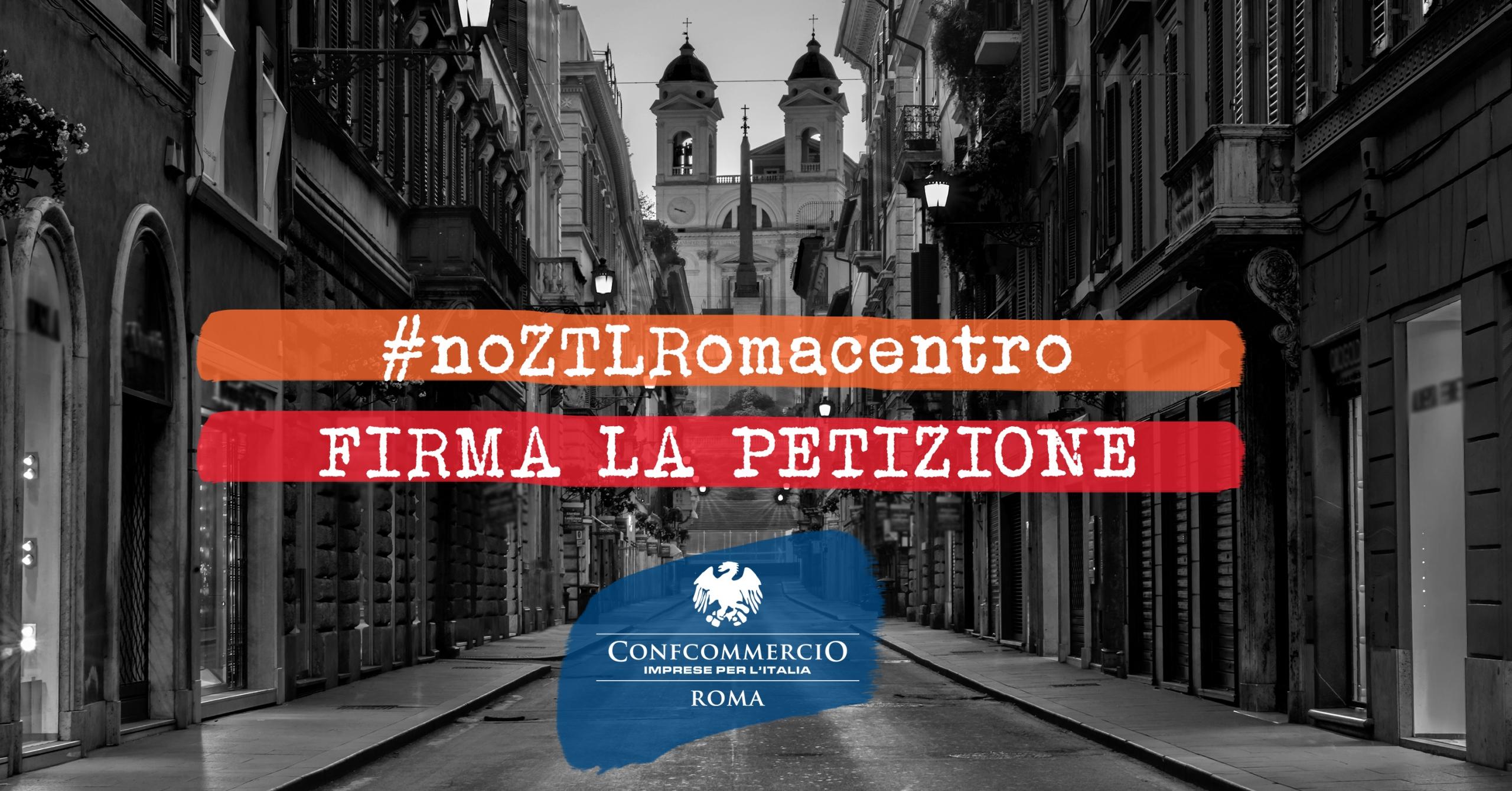 Firma la petizione #noztlRomacentro