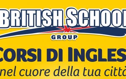 OSTIA   BRITISH SCHOOL, SCONTO DEL 15% PER SOCI E FAMILIARI