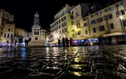 COPRIFUOCO A ROMA: Raggi chiude 4 zone della Movida dalle ore 21