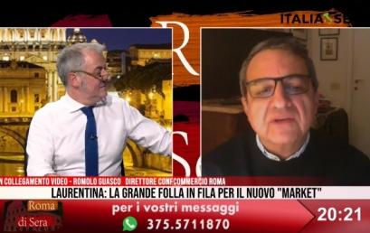 ITALIA SERA INTERVISTA IL DIRETTORE ROMOLO GUASCO