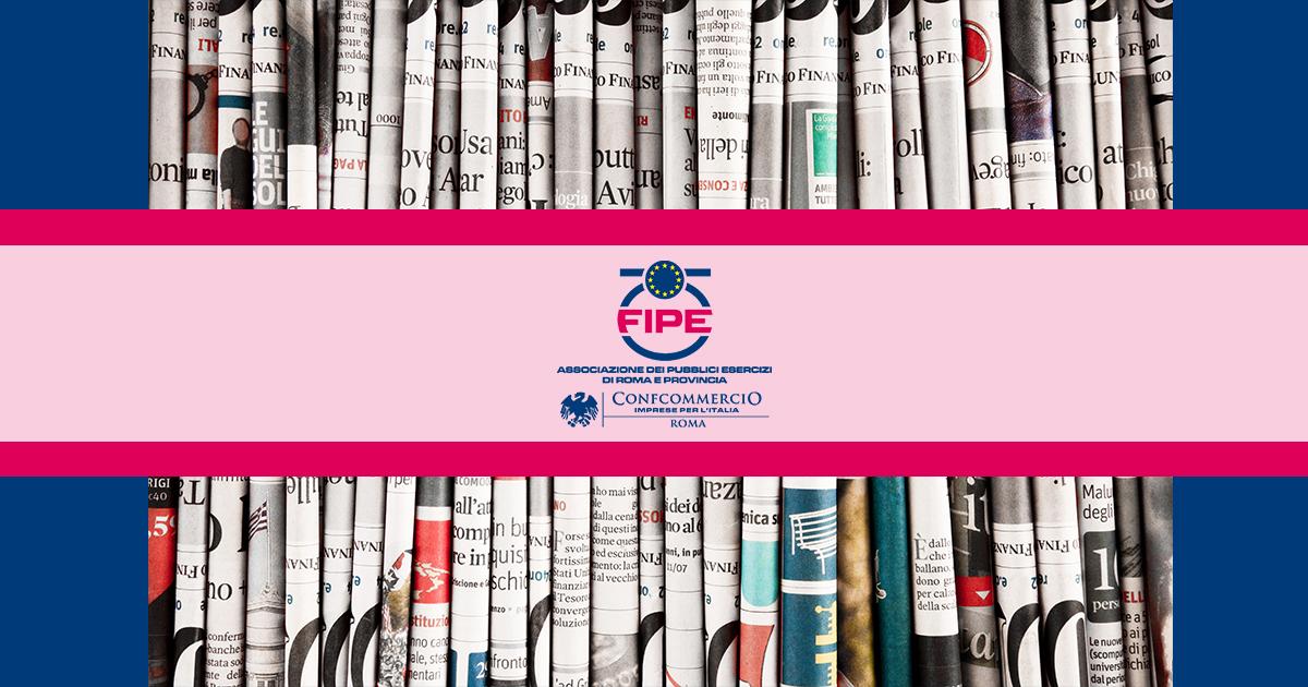 FIPE CONFCOMMERCIO ROMA: CHIEDIAMO RISPOSTE IMMEDIATE
