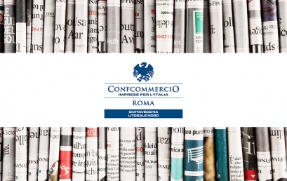 """CONFCOMMERCIO CIVITAVECCHIA, appello al Comune: """"Stop alle strisce blu e sospensione TARI, TARSU e TOSAP"""""""
