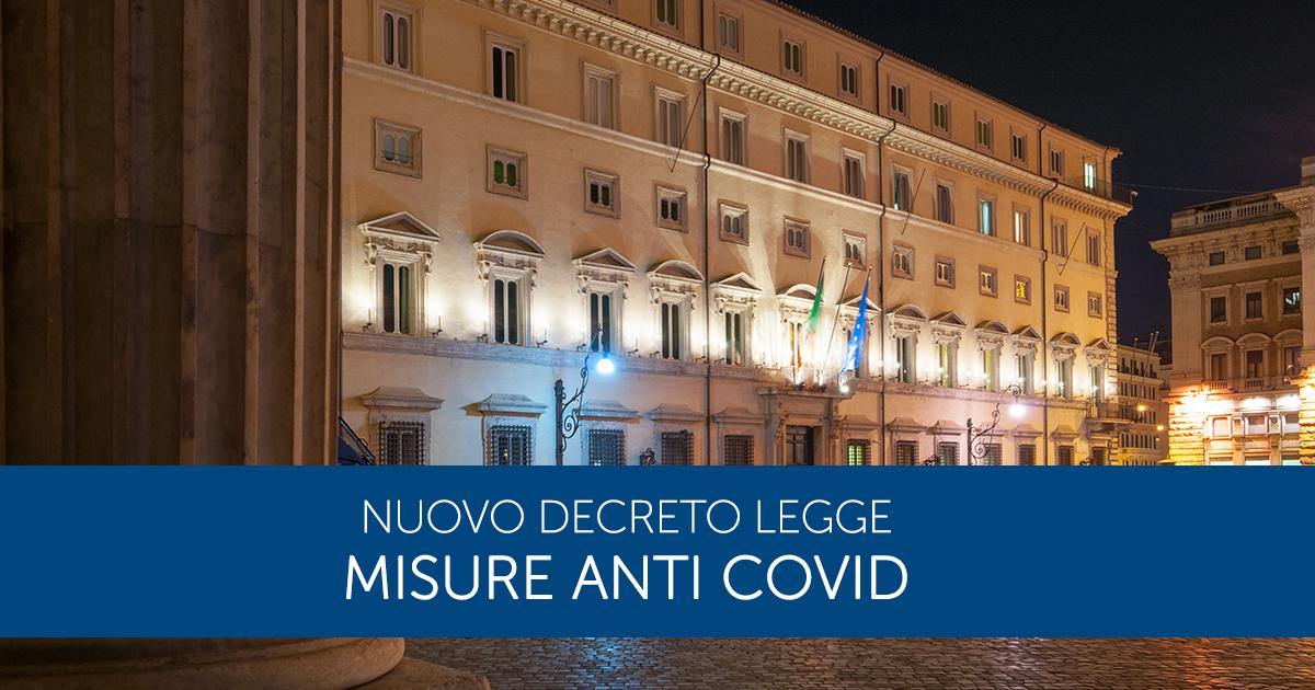 Nuovo decreto legge: divieto di spostamento tra Regioni fino al 15 febbraio, stato di emergenza prorogato al 30 aprile, istituita zona bianca