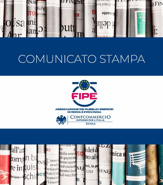 FIPE CONFCOMMERCIO ROMA | TROPPI ESERCIZI ANCORA CHIUSI
