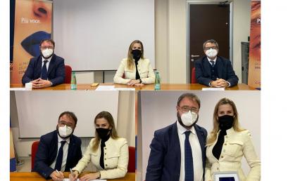 FEDERPREZIOSI E TERZIARIO DONNA SOTTOSCRIVONO PROTOCOLLO D'INTESA