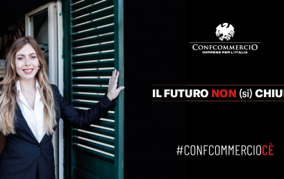 """CONFCOMMERCIO """"PUNTA"""" SUL FUTURO DELLE IMPRESE"""