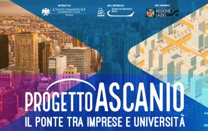 Progetto Ascanio | Il ponte tra imprese e università | Iscriviti all'evento di presentazione del 14 aprile