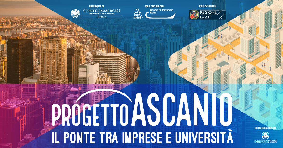 PARTE IL PROGETTO ASCANIO | Incontro tra Imprese, Università e Istituzioni | RECRUITING DAY DIGITALE del 10 giugno