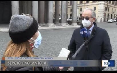 TGR LAZIO | ROMA, Bar e ristoranti in attesa del decreto sostegni