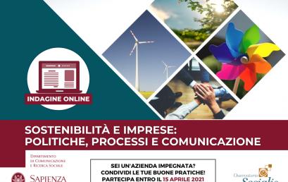 Sostenibilità e imprese: come rispondono le aziende agli obiettivi di sviluppo sostenibile