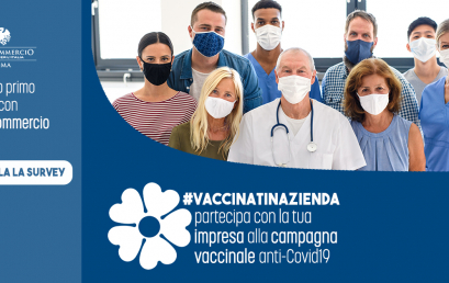 #VACCINATINAZIENDA   Partecipa con la tua impresa alla campagna vaccinale anti-Covid19