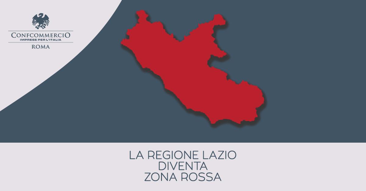 Lazio in zona rossa dal 15 marzo | A Roma ZTL disattivate fino al 6 aprile | Dal 3 al 5 aprile zona rossa nazionale