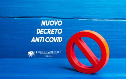 NUOVO DECRETO ANTI-COVID | Da lunedì 26 parte il piano riaperture