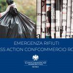 EMERGENZA RIFIUTI   CLASS ACTION CONFCOMMERCIO ROMA