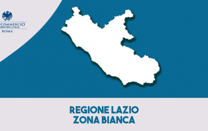 Da lunedì 14 giugno il Lazio passa in Zona Bianca | FAQ Governo